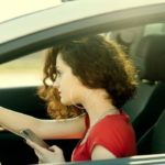 teen driver - dangers of distracted driving