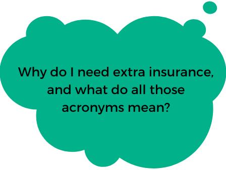 Medicare FAQ - why do I need extra insurance