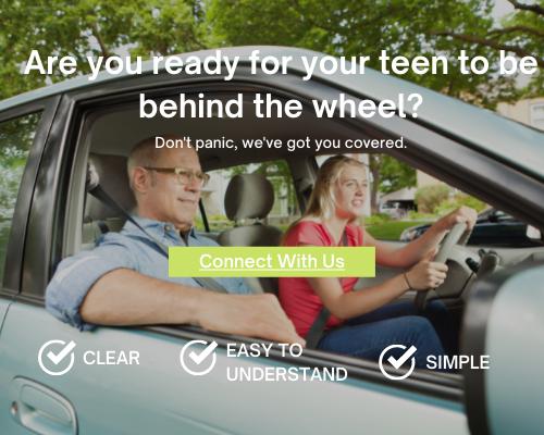 Teen Drivers Insurance Mobile